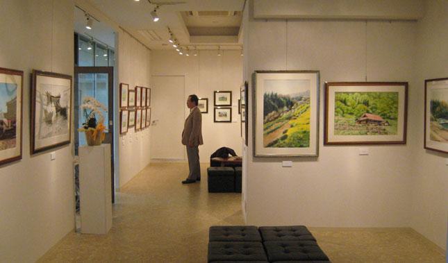 アートギャラリー道玄坂(トップページ)