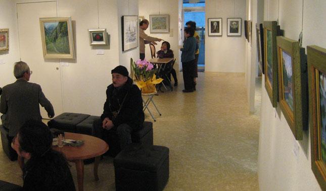 アートギャラリー道玄坂(ご利用例ページ)